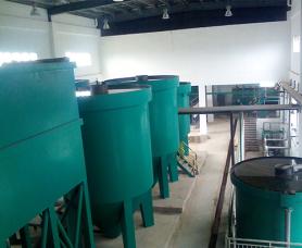 污水站活性炭过滤