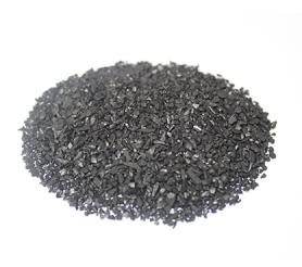 电镀果壳活性炭