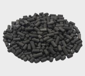 废气处理柱状活性炭